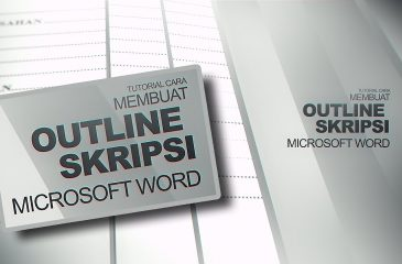 video outline skripsi